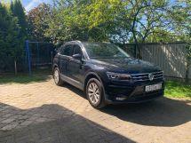 Отзыв о Volkswagen Tiguan, 2017 отзыв владельца