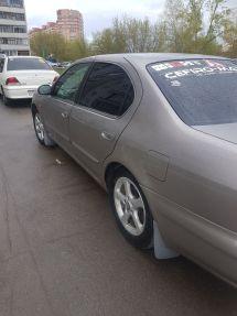 Nissan Maxima, 2002