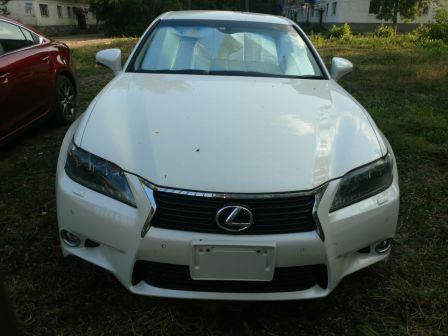 Lexus GS300h 2014 - отзыв владельца