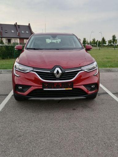 Renault Arkana 2019 отзыв автора | Дата публикации 13.08.2020.