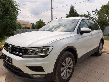 Volkswagen Tiguan 2020 отзыв автора | Дата публикации 12.08.2020.