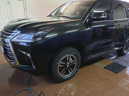 Lexus LX450d 2018 - отзыв владельца