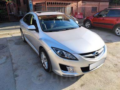 Mazda Mazda6 2007 отзыв автора | Дата публикации 13.08.2020.