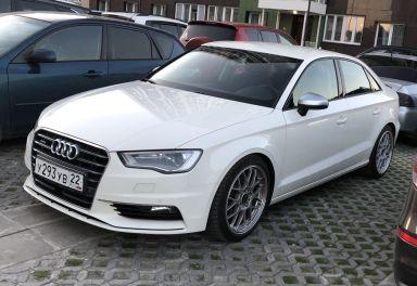 Audi A3 2014 отзыв автора | Дата публикации 13.08.2020.