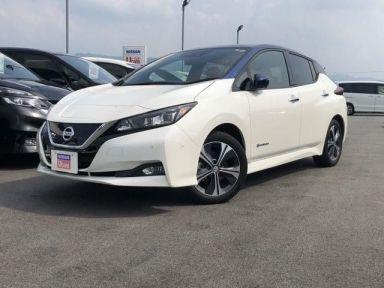 Nissan Leaf 2019 отзыв автора | Дата публикации 14.08.2020.
