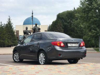 Toyota Corolla 2009 отзыв автора | Дата публикации 17.08.2020.