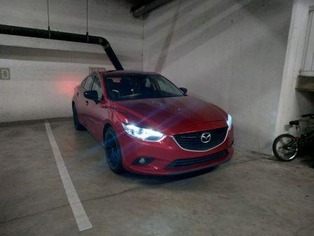 Mazda Mazda6 2015 - отзыв владельца