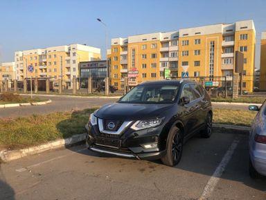 Nissan X-Trail 2019 отзыв автора | Дата публикации 26.08.2020.