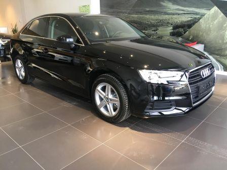 Audi A3 2019 - отзыв владельца
