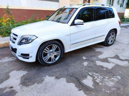 Mercedes-Benz GLK-Class 2015 - отзыв владельца