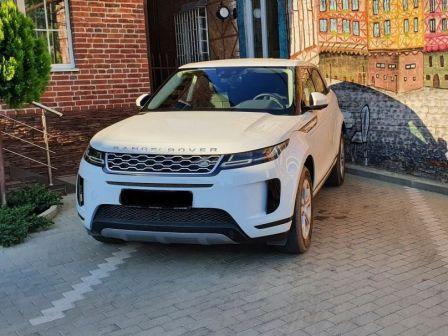 Land Rover Range Rover Evoque 2019 - отзыв владельца