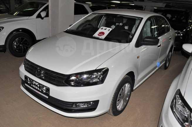 Volkswagen Polo, 2019 год, 895 800 руб.