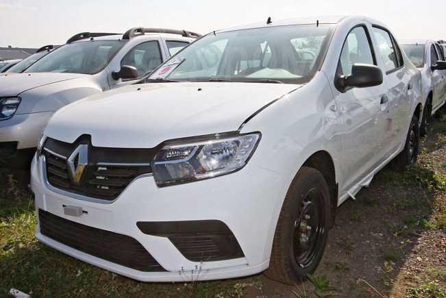 Renault Logan, 2020 год, 642 000 руб.