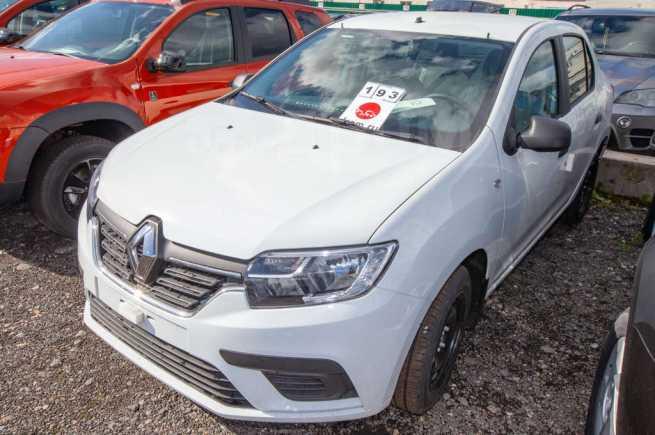 Renault Logan, 2020 год, 727 000 руб.
