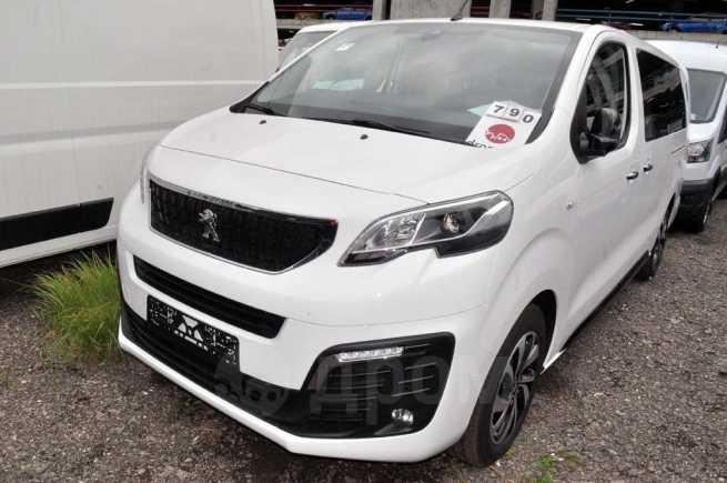 Peugeot Traveller, 2020 год, 3 139 900 руб.