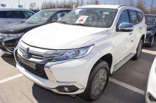 Mitsubishi Pajero Sport, 2020 год, 2 900 000 руб.