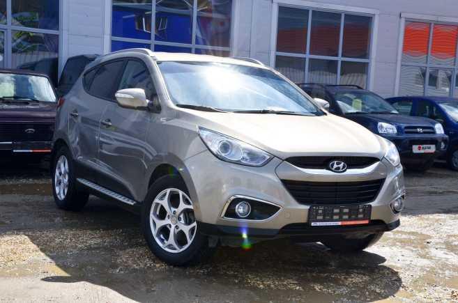 Hyundai ix35, 2010 год, 759 000 руб.