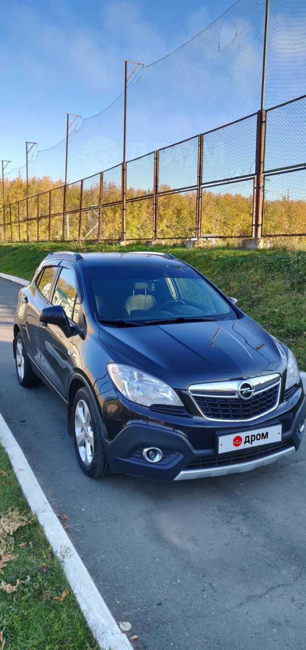 Opel Mokka, 2012 год, 580 000 руб.