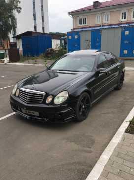 Горно-Алтайск E-Class 2002