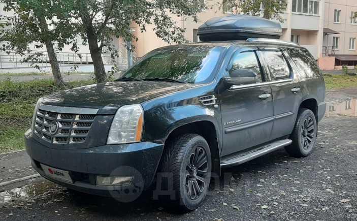 Cadillac Escalade, 2007 год, 800 000 руб.