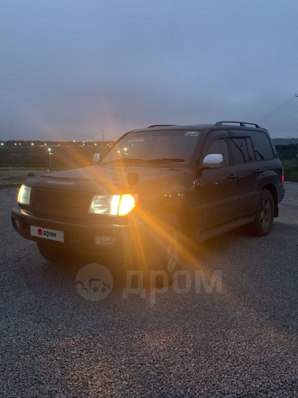 Toyota Land Cruiser, 1998 год, 925 000 руб.