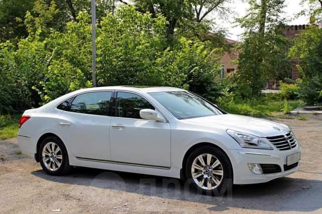 Hyundai Equus, 2012 год, 950 000 руб.