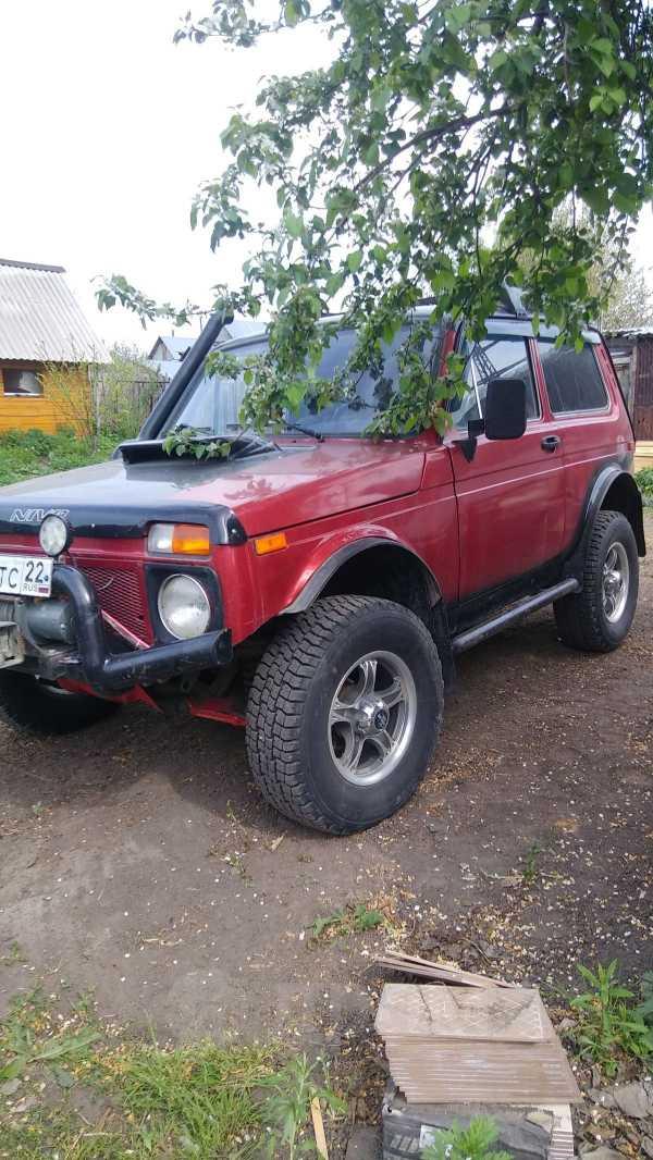 Лада 4x4 2121 Нива, 1993 год, 145 000 руб.