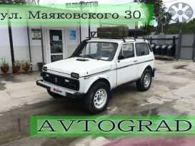 Свободный 4x4 2121 Нива 1992