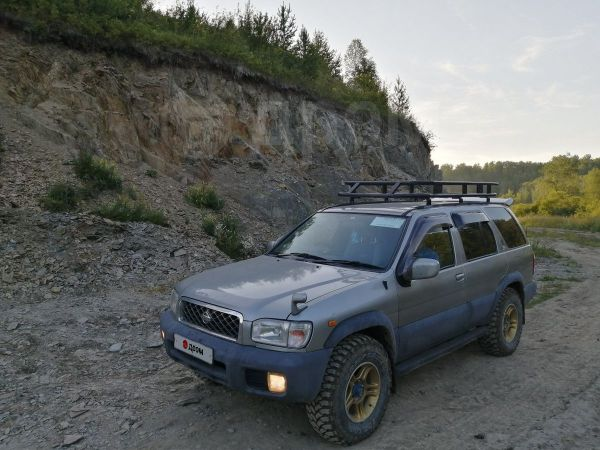 Nissan Terrano, 1999 год, 440 000 руб.