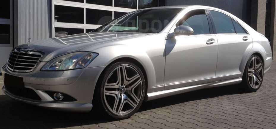 Mercedes-Benz S-Class, 2006 год, 630 000 руб.