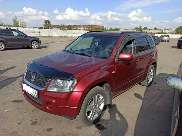 Suzuki Grand Vitara, 2008 год, 610 000 руб.