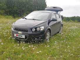 Красноярск Aveo 2012