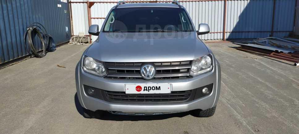 Volkswagen Amarok, 2011 год, 700 000 руб.