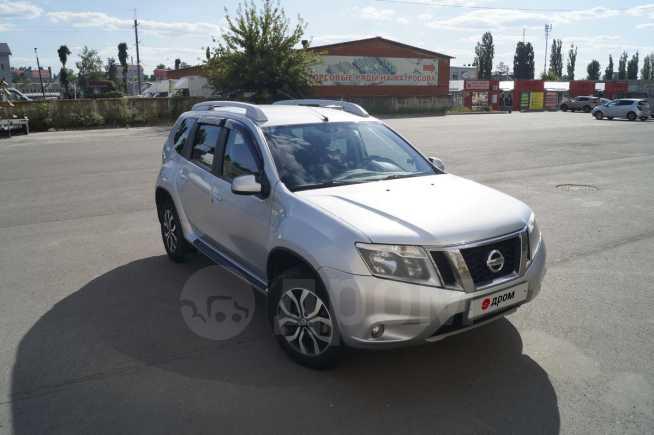 Nissan Terrano, 2014 год, 655 000 руб.