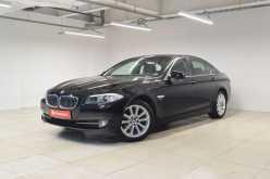 Москва BMW 5-Series 2012
