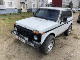 Нижневартовск 4x4 2121 Нива 2000