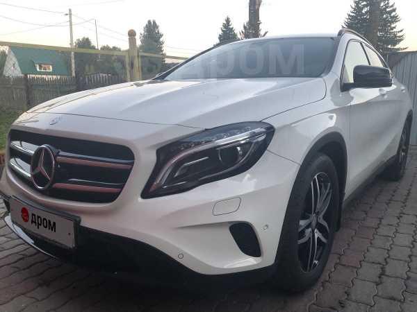 Mercedes-Benz GLA-Class, 2015 год, 1 650 000 руб.