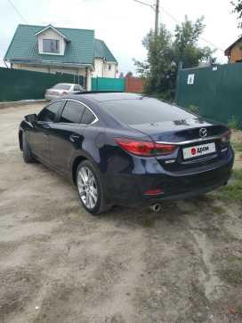 Ангарск Mazda6 2013