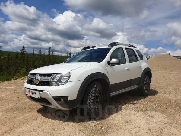 Renault Duster, 2017 год, 740 000 руб.