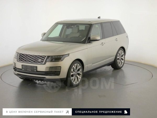 Land Rover Range Rover, 2019 год, 8 913 000 руб.