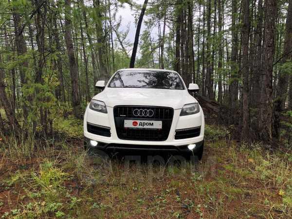 Audi Q7, 2010 год, 1 130 000 руб.