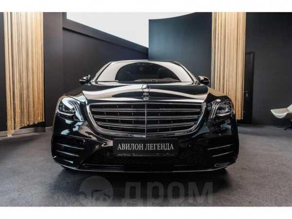 Mercedes-Benz S-Class, 2019 год, 11 881 670 руб.