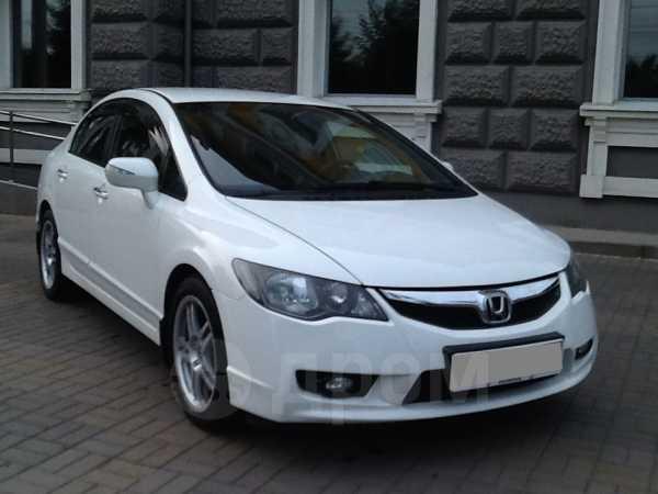 Honda Civic, 2011 год, 610 000 руб.