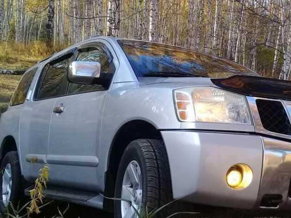 Nissan Armada, 2004 год, 770 000 руб.