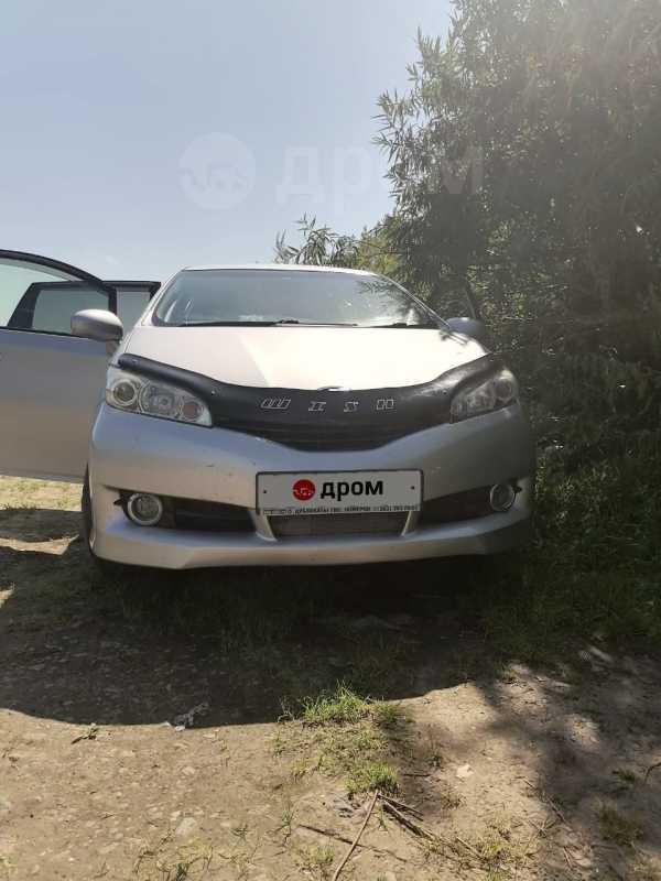 Toyota Wish, 2010 год, 680 000 руб.
