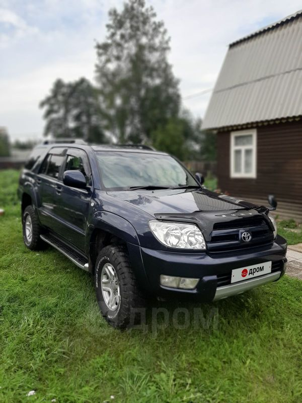 Toyota Hilux Surf, 2003 год, 680 000 руб.