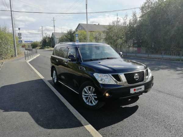 Nissan Patrol, 2011 год, 1 100 000 руб.