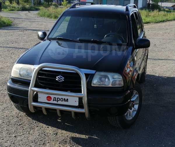 Suzuki Grand Vitara, 2005 год, 500 000 руб.