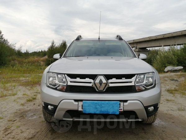 Renault Duster, 2018 год, 1 040 000 руб.
