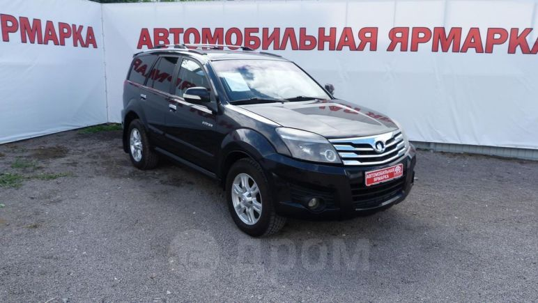 Great Wall Hover H3, 2012 год, 480 000 руб.